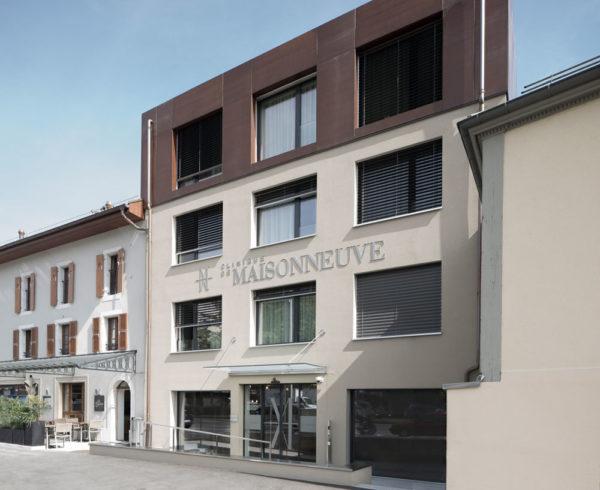 Clinique de Maisonneuve